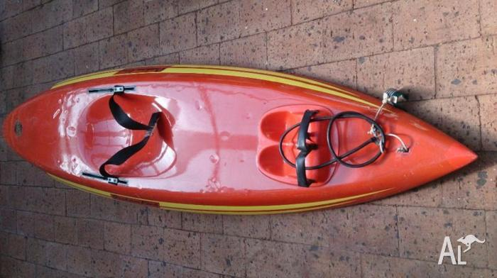23M Surf Ski Kayak