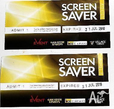 2 Movie Tickets
