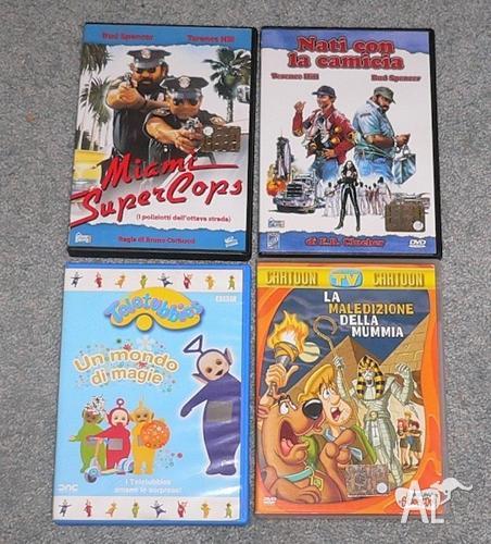2 movies italian 2 italian / english language