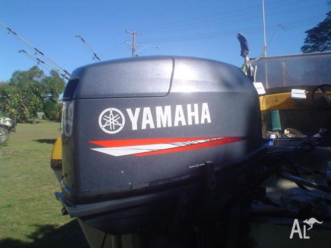 2 only 2011 Yamaha 30 hp 2 stroke outboards for Sale in