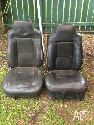 2 torana seats