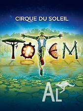 2 x Cirque du Soleil - TOTEM