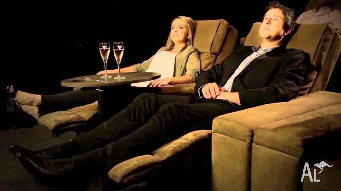 2 X Gold class ticket - village cinema - not hoyts exp