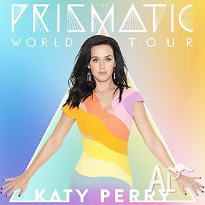 2 x Katy Perry Yellow VIP Prismatic tour tickets