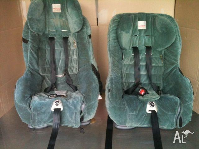 2 x Safe N Sound Meridian AHR car seats for Sale in DIANELLA ...