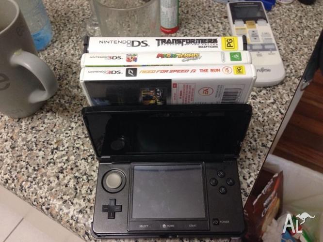 2x DS games 3d
