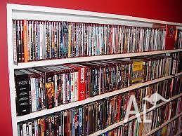 300+ DVD's cheap! 58c each!