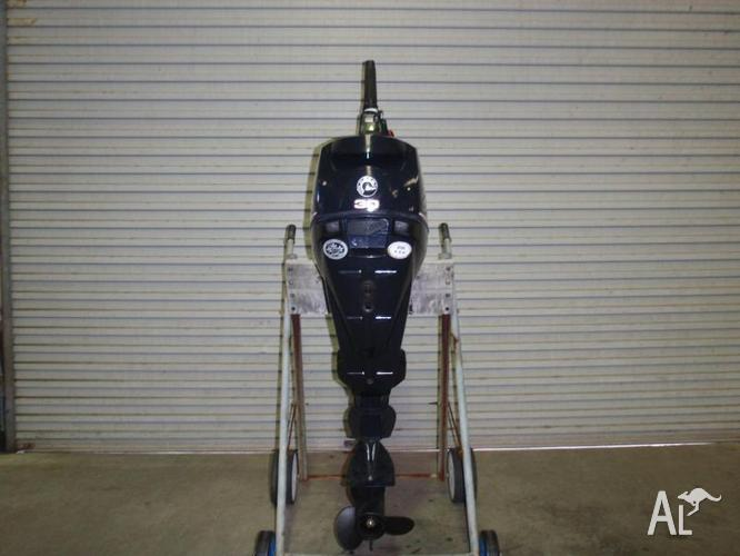 30hp Evinrude E-Tec outboard for Sale in ANGOURIE, New South Wales