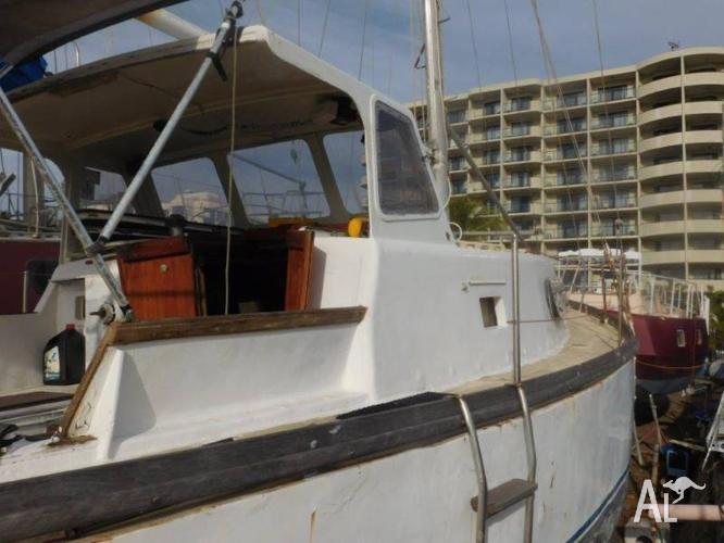 36ft Yacht