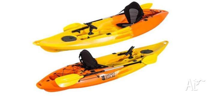 3.1M Fishing Kayak 1.5 Seater
