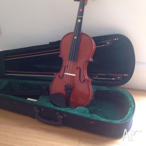 3/4 Vinci Violin