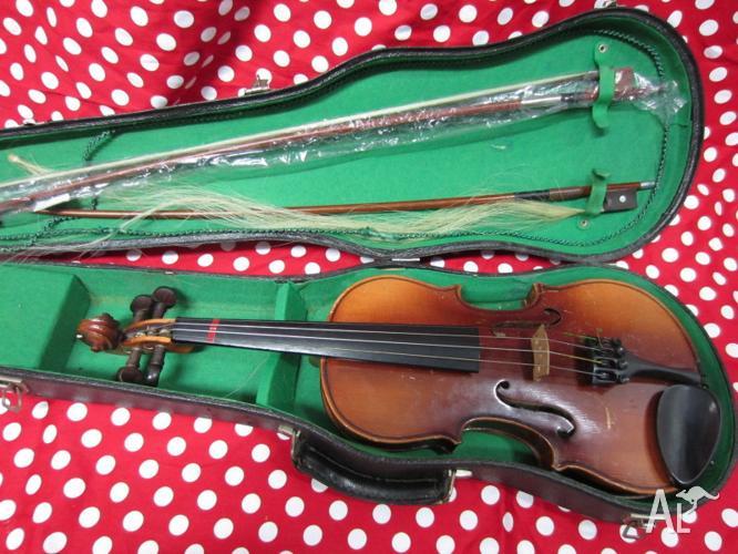 3/4 Violin German Ton-Klar the Dancla William Lewis & Son