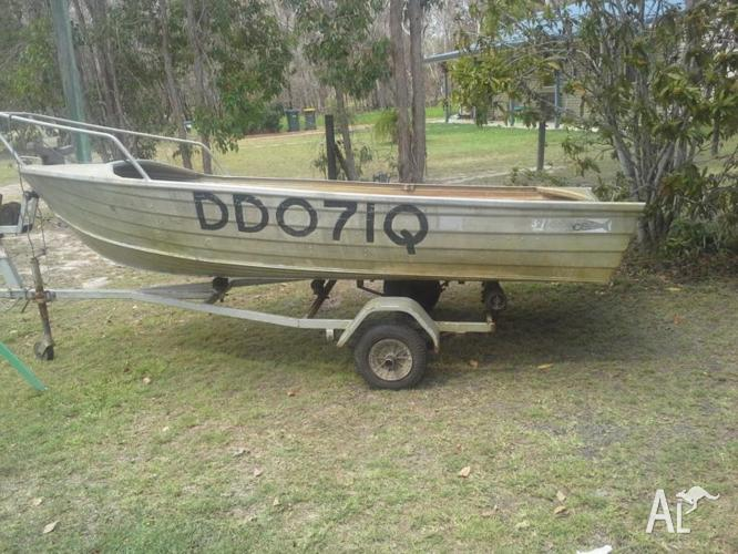 3.7m boat for sale