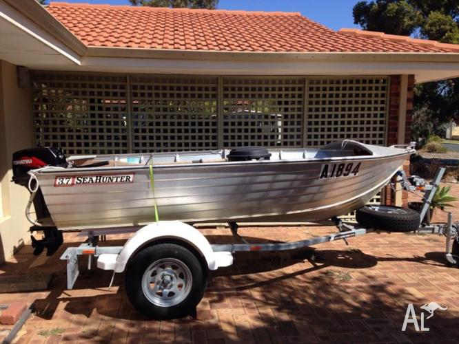 3.7m Seahunter Dinghy
