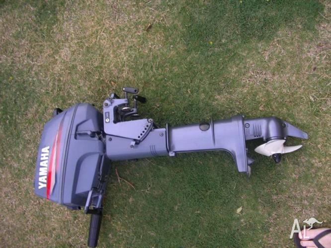 Yamaha Outboard Motor Parts Australia