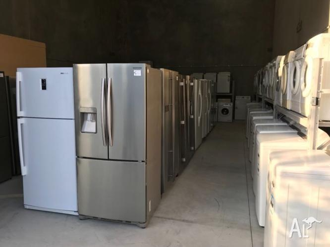 3 months warranty ,ALL types of fridges and freezers