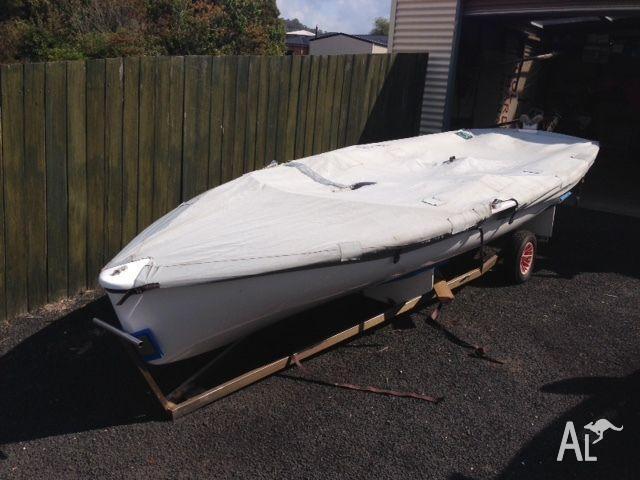 420 Sailing Dingy AUS51563