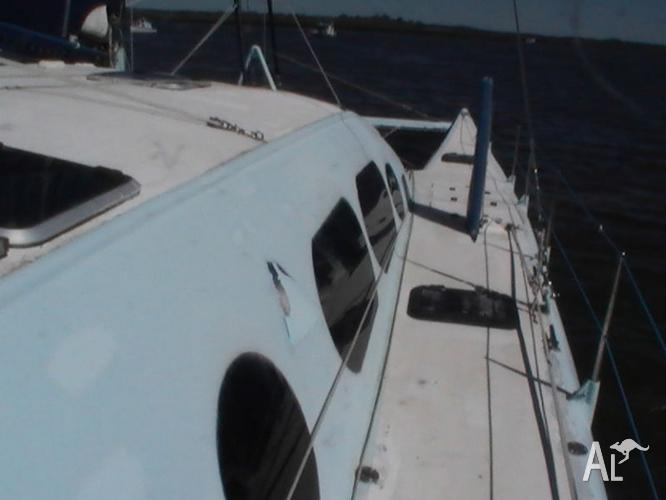 43ft Custom Built Fibreglass Composite for sale by