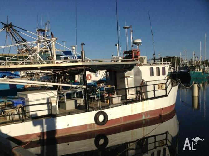 44ft Commercial Steel Hull Fishing Boat for Sale in MANGO