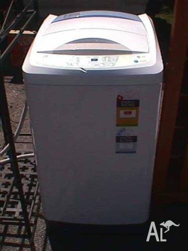 4.5 Kg Electronic Washing Machine
