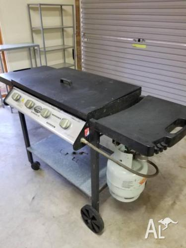 4 burner BBQ in great condition