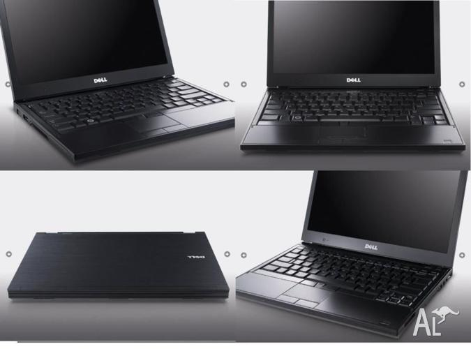 4 GIG RAM! DELL 4300 SLIM 13 INCH CORE 2 DUO LAPTOP