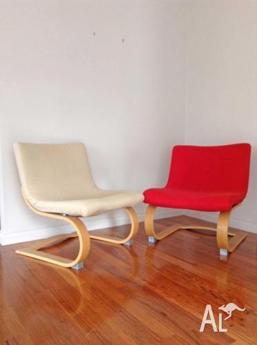 4 x IKEA Chairs/Armchairs *Modern Style & Comfortable*