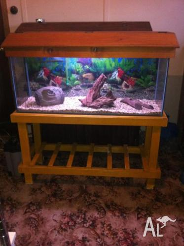4FT AQUARIUM