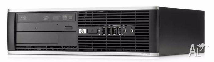 4GB HP DESKTOP WITH WINDOWS 7 ONLY $299!
