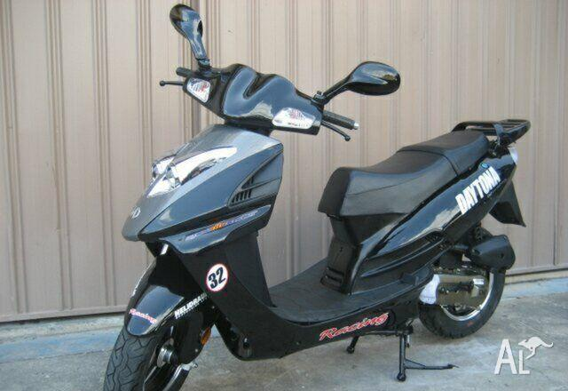 50cc Daytona 50cc Scooter 2010 For Sale In Southport