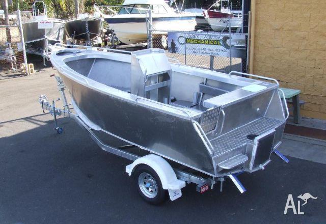 5 2 Metre Boat Plate Aluminium Centre Console Heavy Duty