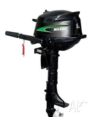 5 Hp Outboard Engine 5hp Outboards Motors Boat Motor
