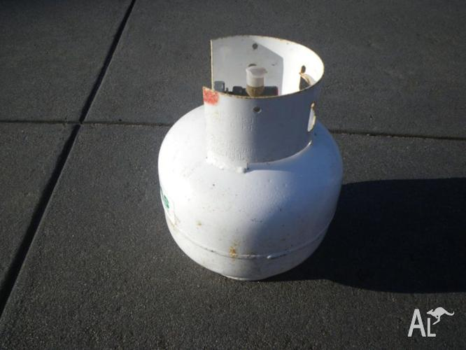 5KG SUPAGAS PORTABLE LPG CYLINDER BBQ GAS BOTTLE FUEL