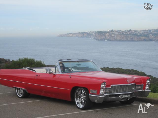 68 cadillac coupe deville convertible for sale in. Black Bedroom Furniture Sets. Home Design Ideas