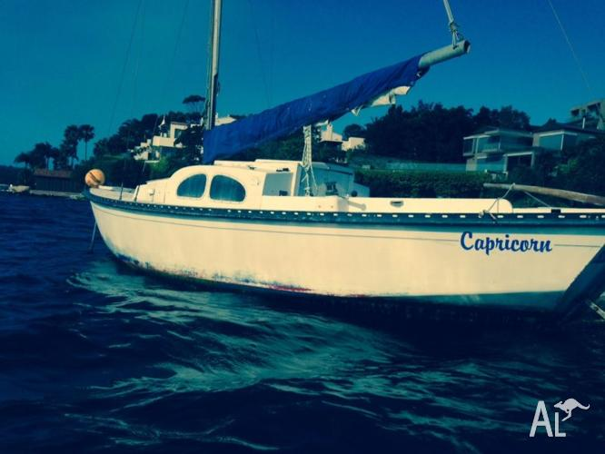 6.71m Bluebird Sailing Boat PERFECT for a Mooring