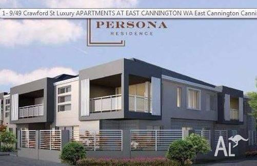 6 Left Stylish New Apartment East Cannington Rental Guaranteed For Sale In Beckenham Western