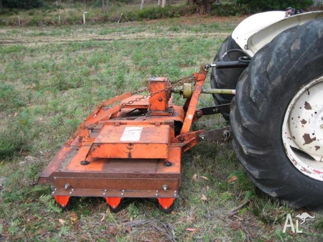 6ft Slasher mower