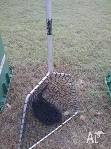 6ft wilson landing net