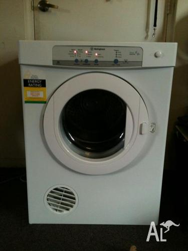 6kg dryer westinghouse ld605e for sale in redfern new south wales rh redfern australialisted com westinghouse dryer ld505 manual