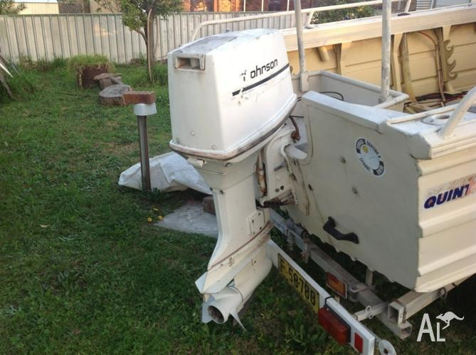 70hp johnson outboard motor for sale in aberdare new for New johnson boat motors for sale