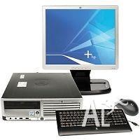 7700 Core 2 Hewlett Packard, Windows 7, Complete System