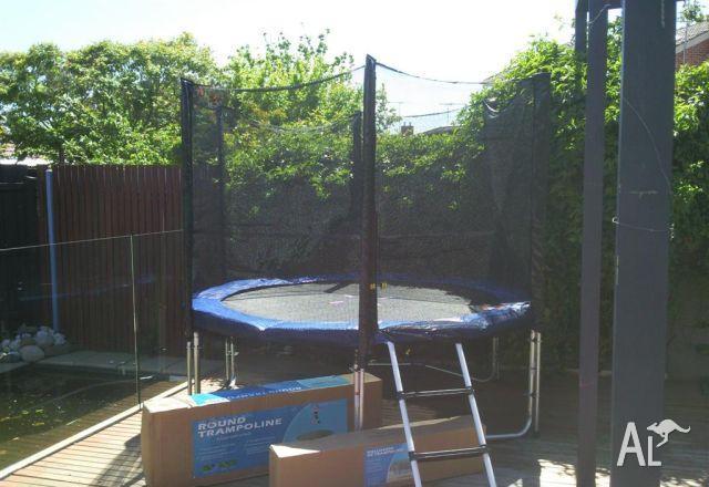 8 Foot Recreational Trampoline For Sale In Berwick