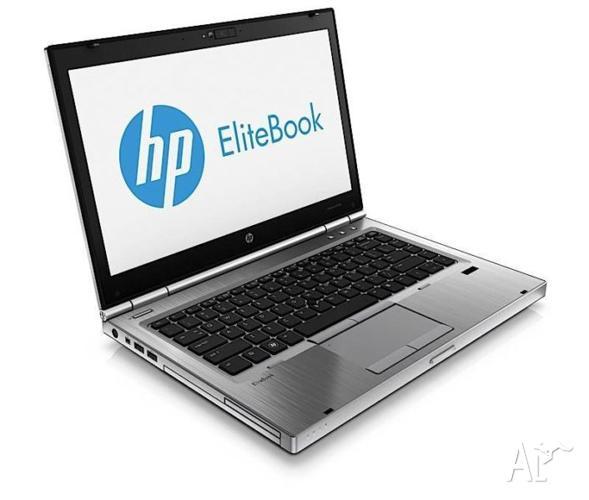 8GB HP ELITEBOOK WITH 3RD GEN INTEL i5 PROCESSOR