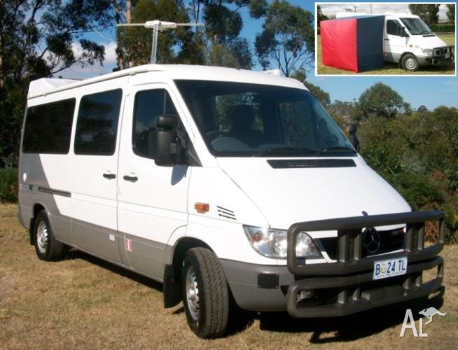 Elegant 1988 Hino FD Midi Motorhome For Sale SA Swan Reach