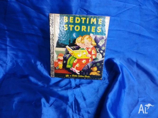 A Little Golden Book - Bedtime Stories