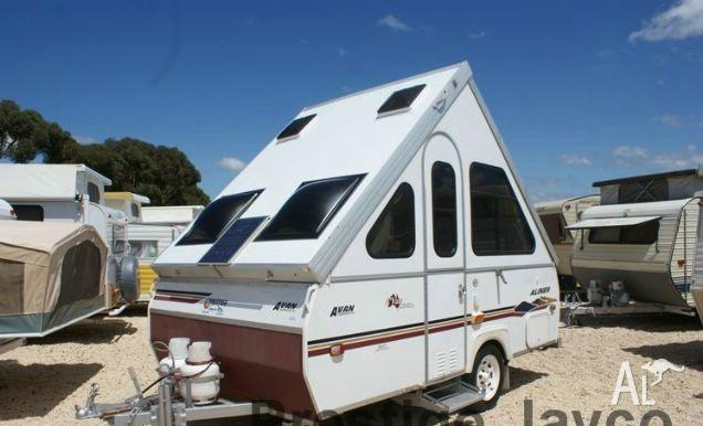 Model OUTBACK CAMPER TRAILERS CANNING 4x4 7ft X 6ft For Sale In CARRUM DOWNS