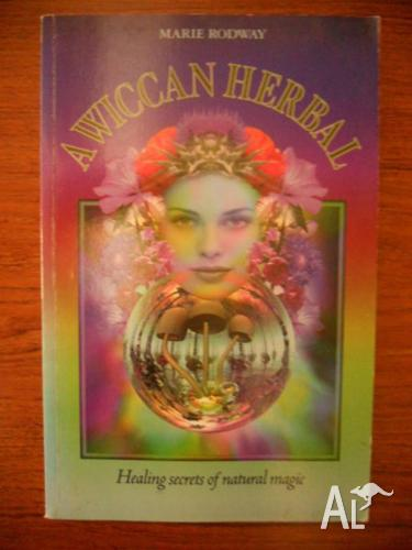 A Wiccan Herbal by Marie Rodway