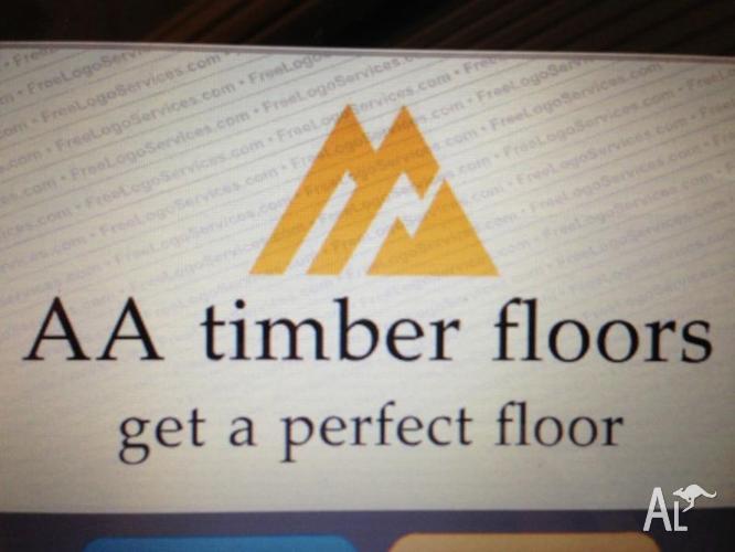 AA TIMBER FLOORS