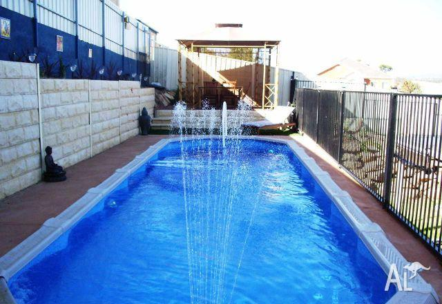 Above Ground Pool Resin Freshwater For Sale In Northfield South Australia Classified