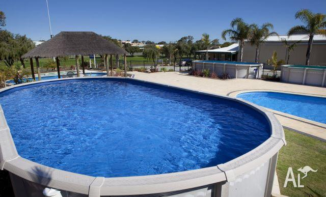 above ground pool resin saltwater for sale in northfield south australia classified